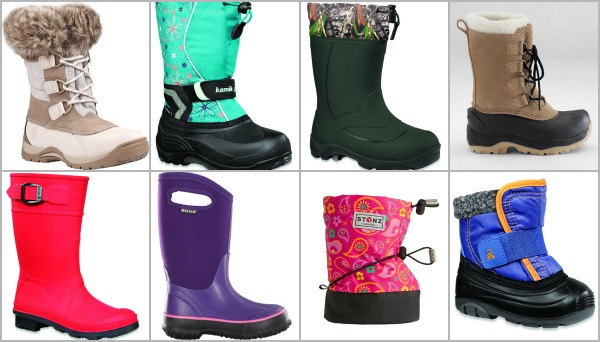 How to choose the best winter boots for kids