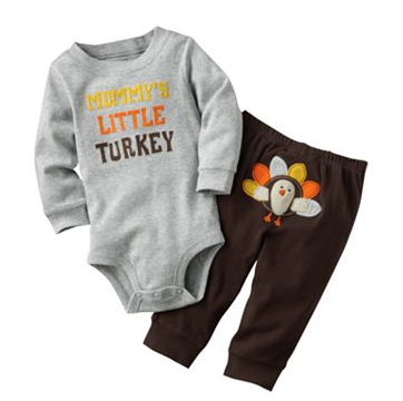 Thanksgiving outfit for baby