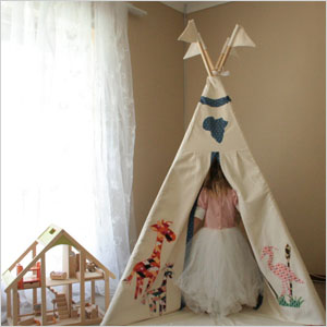Truly Madly Teepee