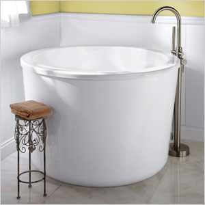 22 amazing soaking tubs to drool over. Black Bedroom Furniture Sets. Home Design Ideas