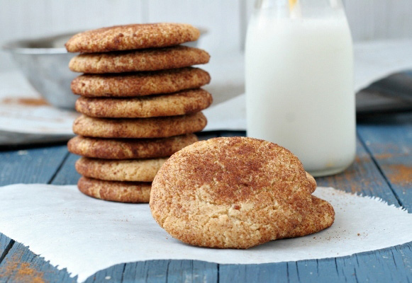 Paleo-Diet Friendly Snickerdoodle