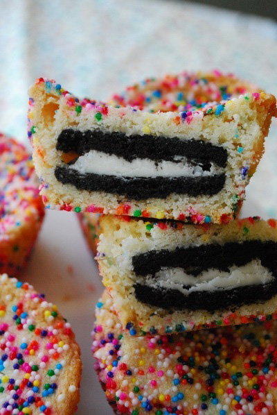 Sugar Cookie Covered Oreo