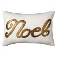 Threshold Noel pillow