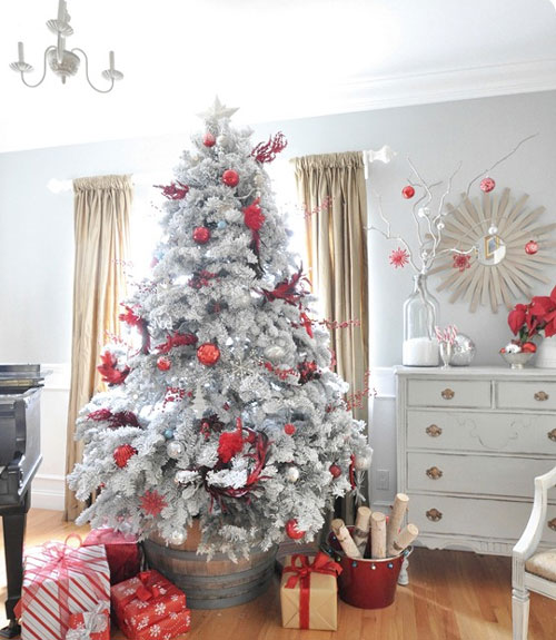 Stealing Christmas Get The Look Of These Incredible Trees