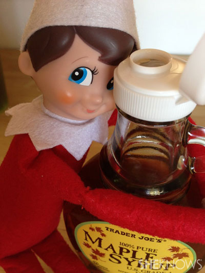 Sweet syrup: Elf's true love