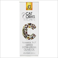 Cat Cora's Kitchen by Gaea's olive oils