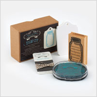 DIY Stamp and Labeling Kit