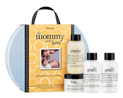 Bath-and-body gift set