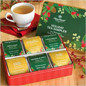 Harry & David Holiday Tea Sampler