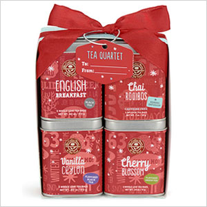 Coffee Bean & Tea Leaf Holiday Tea Quartet