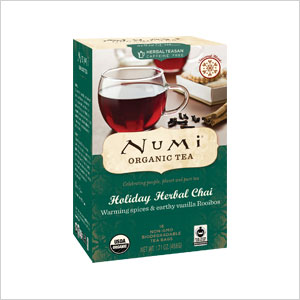 Numi Holiday Herbal Chai