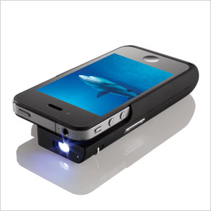 pocket projector for iPhones