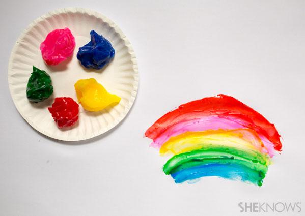 Simple, edible crafting
