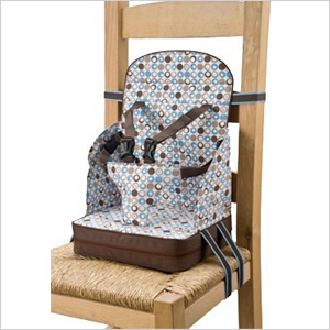 Go Anywhere Travel Feeding Booster Seat