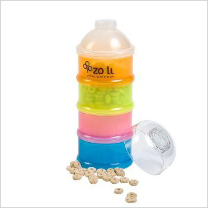 Zoli On the Go Travel Formula and Sack Dispenser