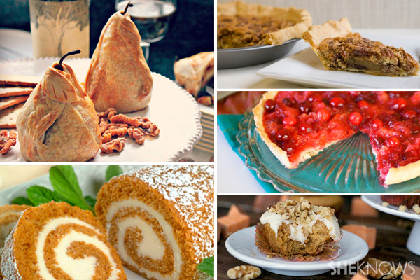 Fool-proof Thanksgiving recipes: Desserts