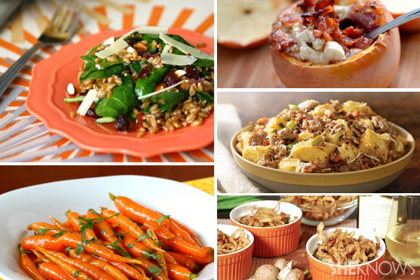 Fool-proof Thanksgiving recipes: Side Dishes