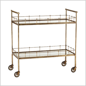 Berlin serving cart