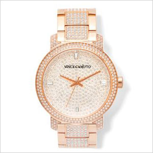 Swarvoski crystal watch