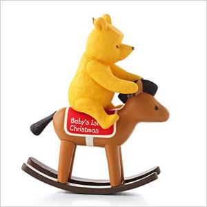 Winnie the Pooh ornament