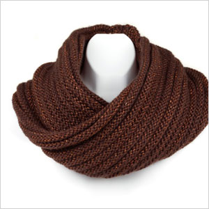 Chunky neck warmer