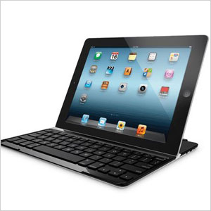 Tablet keyboard and case