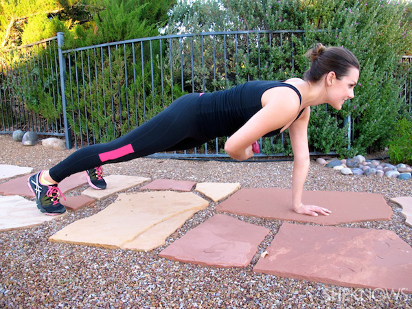 The Rotating Plank