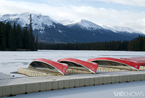 A winter travel guide to Banff and Jasper