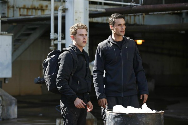 Ward and Fitz get a tough mission