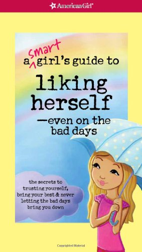 A Smart Girl's Guide to Liking Herself cover