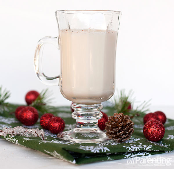 allParenting Hot milk punch