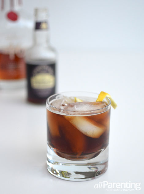 allParenting America's cocktail- a better Jack and Coke