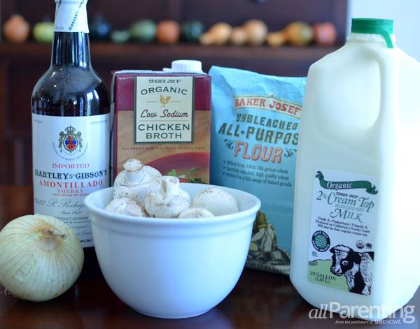 allParenting cream of mushroom shooters ingredients