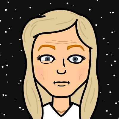 Bitstrips- Katie profile photo