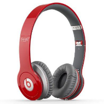 The Beats by Dr. Dre Solo HD Special Edition headphones