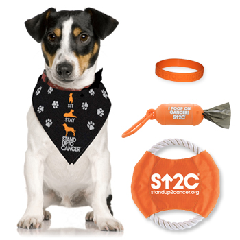 Stand Up 2 Cancer Pet Support Pack