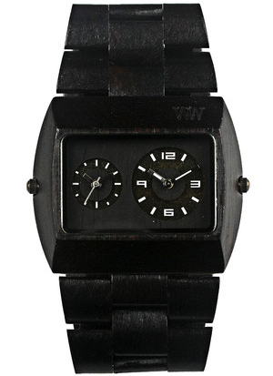 WeWood Jupiter Black watch