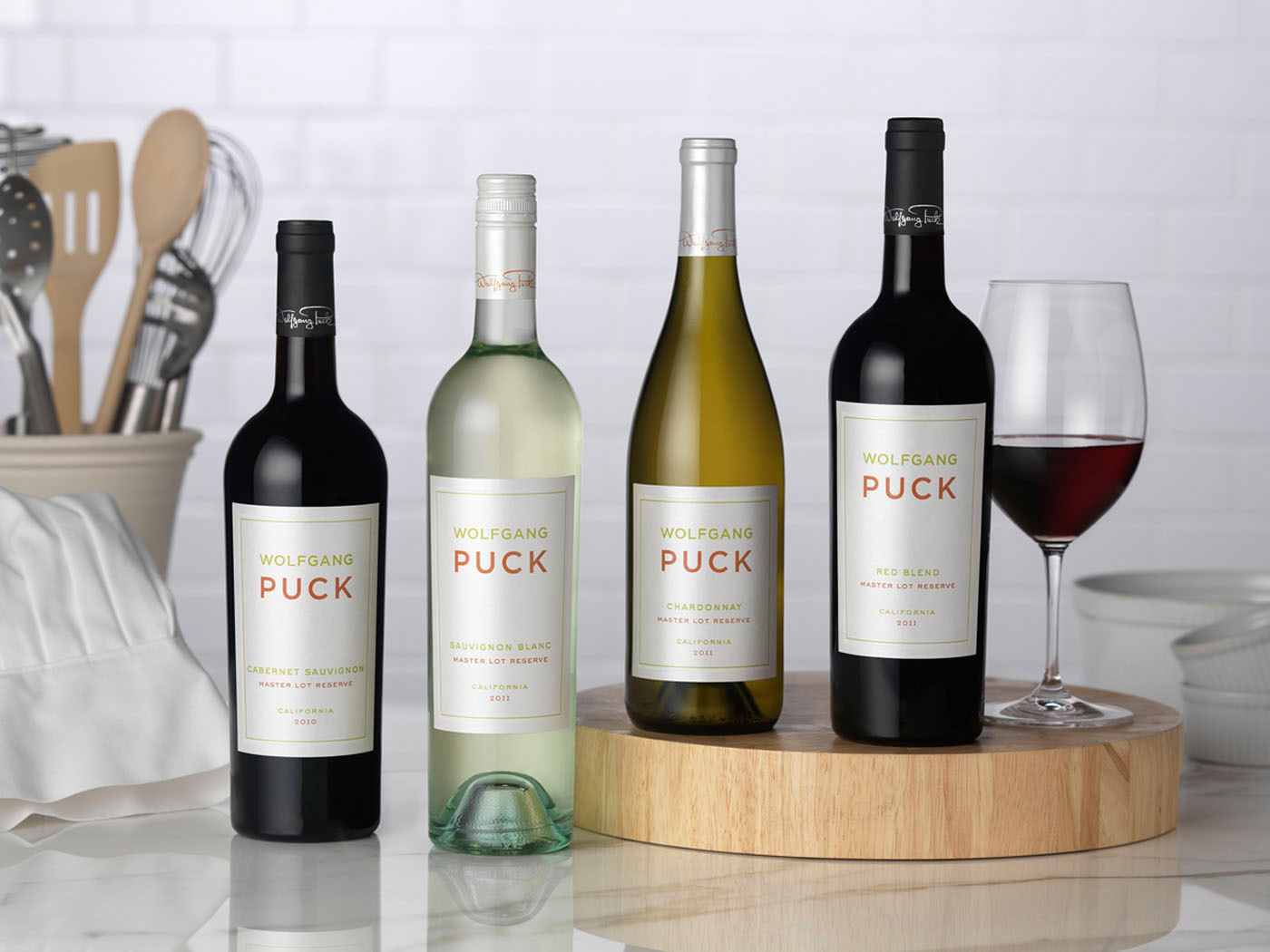 Charity wines- Wolfgang Puck Wines