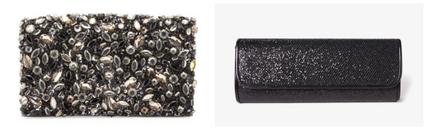 winter feminine trends- jeweled clutches