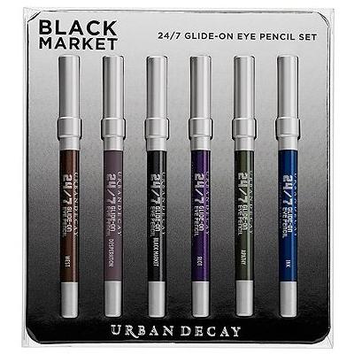Macy's Black Market 24/7 Glide-On Eye Pencil Set