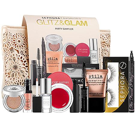 sephora makeup set. sephora glitz \u0026 glam makeup giftset set