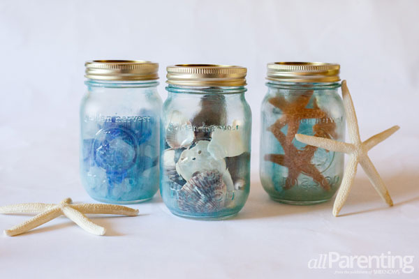 ways to decorate with mason jars