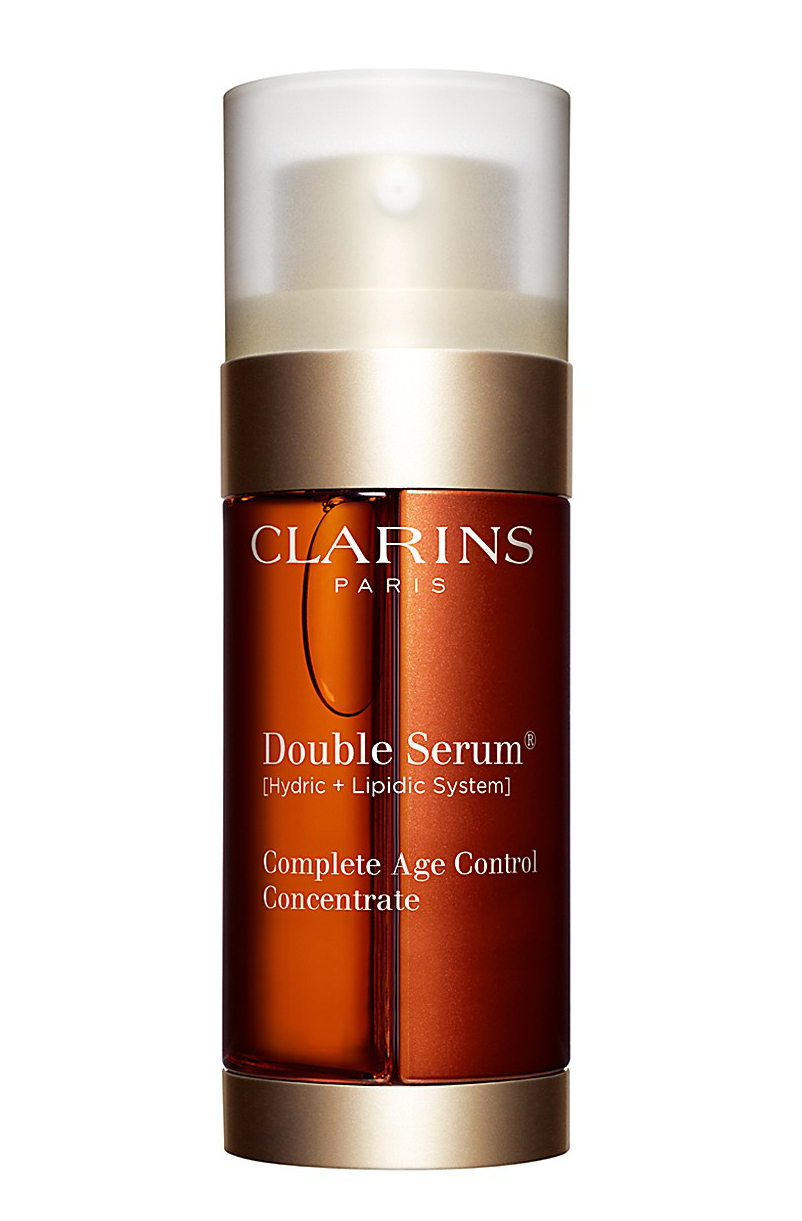 Clarins award-winning Double Serum