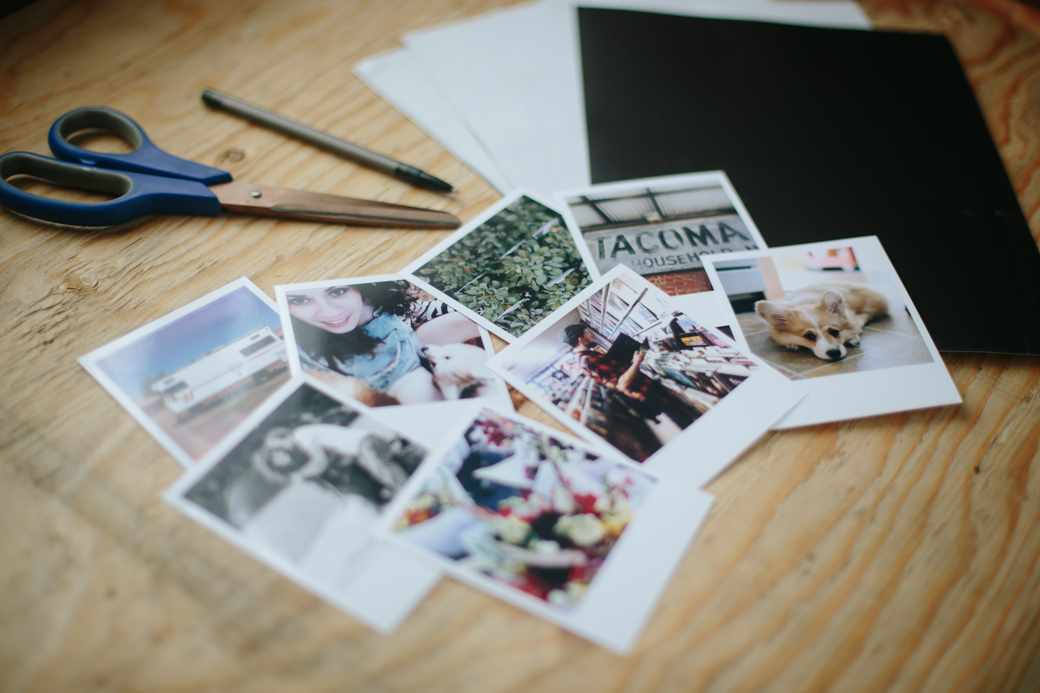 DIY photo gifts: Instagram magnets