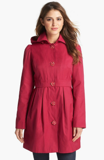 Betsey Johnson raincoat
