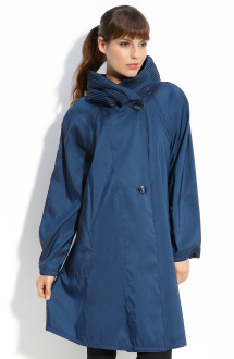 Mycra Pac Reversible Scrunch Neck Coat