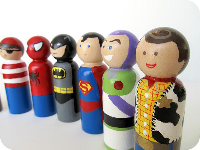 Superhero Toys For Boys : Diy stocking stuffer ideas for kids