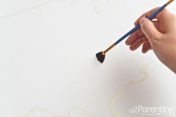 allParenting water color map step 5