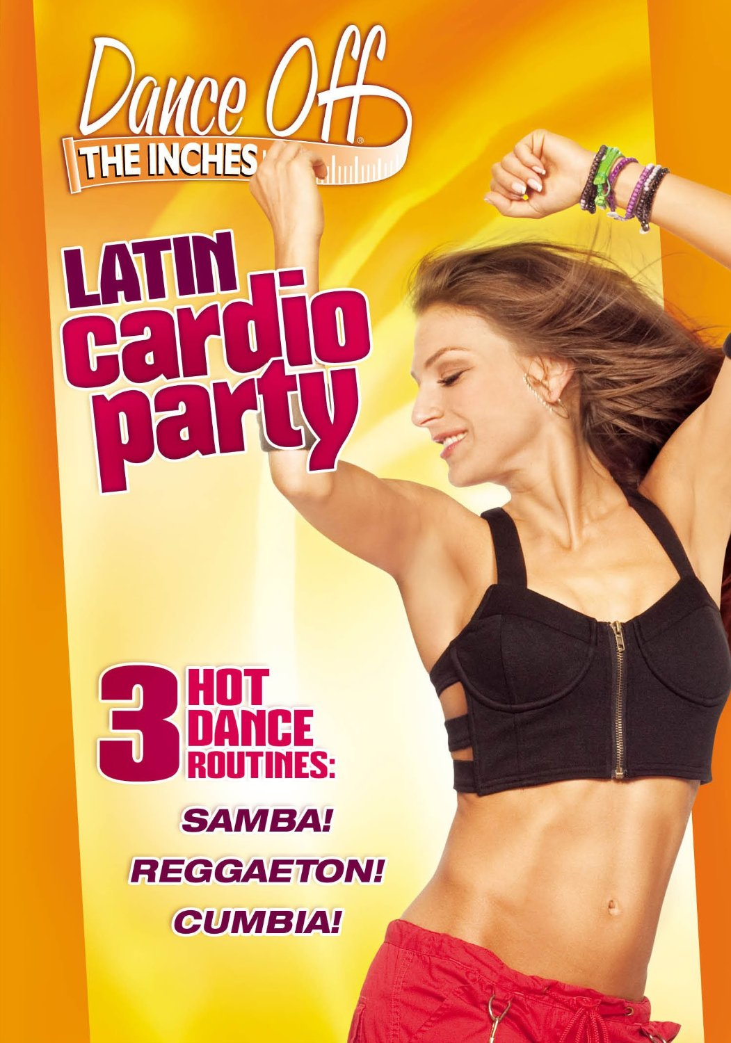Workout DVDs- Dance Off the Inches: Latin Cardio Party