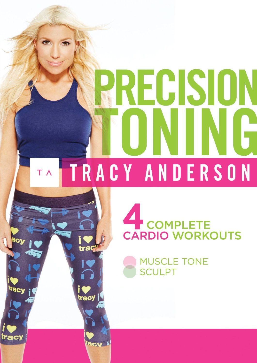 Workout DVDs- Tracy Anderson: Precision Toning